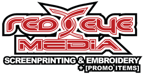 Red Eye Media   |   Screenprinting & Embroidery