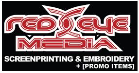 Red Eye Media   |   Screenprinting & Embroidery
