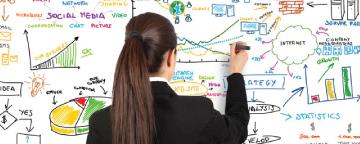Business-Brainstorming